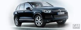 Volkswagen Touareg Edition X - 2012
